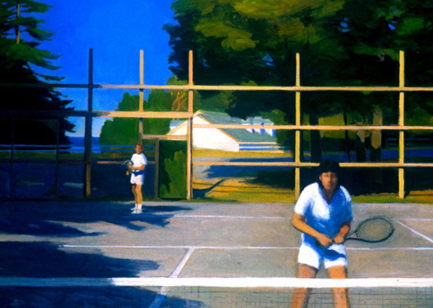 The Tennis Game 1998